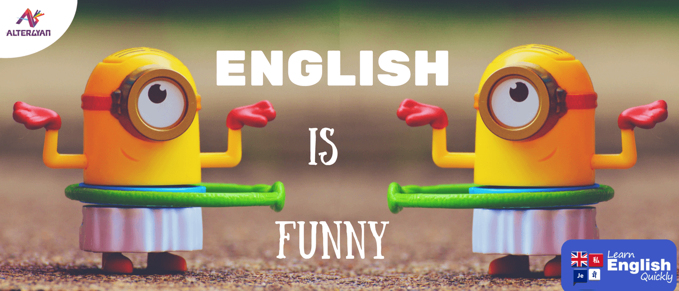 English Is Funny